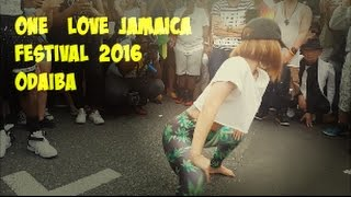 In the Streets of Japan : One Love Jamaica Festival Odaiba 2016