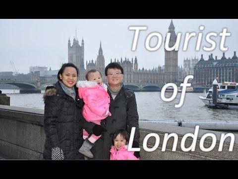 23 days long Family Adventure - Day 20 ( Buckingham palace, London eye, Big ben, Westminster Abbey)