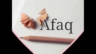 Afaq adina gore video
