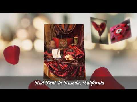 Red Tent- THE CODE - Honoring Sacred Femininity