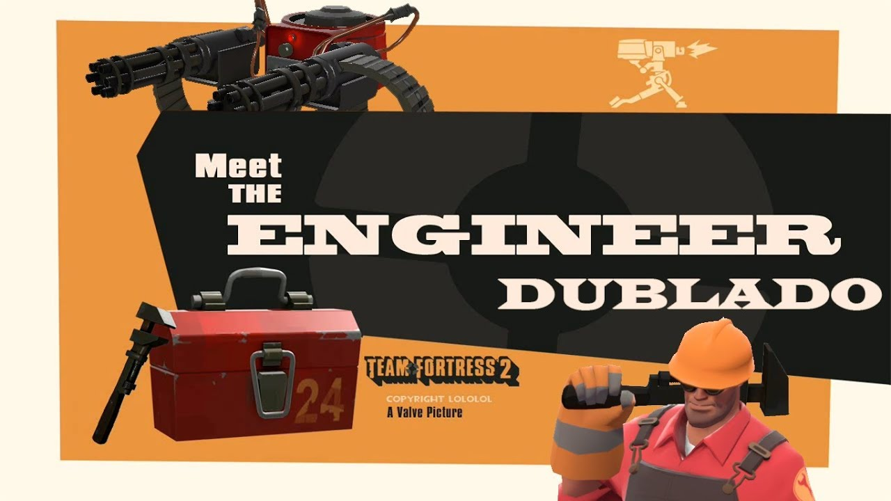 team fortress2 meet the engineer
