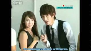 snsd Hyoyeon speaking chinese