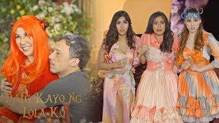 Daig Kayo Ng Lola Ko: Waleylang casts another spell on Willard