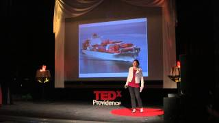 Rhode Island in the Great Recession and Beyond | Dr. Mary Burke | TEDxProvidence