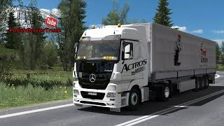 ETS2 V1 30 PDT Mercedes Actros MP3 Reworked v2 1 Schumi 1 30