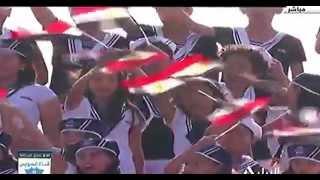أغنية بلادي من حفل افتتاح قناة السويس الجديدة
