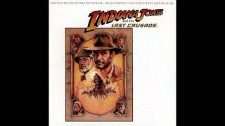 Indiana Jones and the Last Crusade Complete Score- The Holy Grail