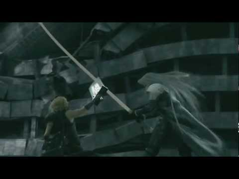 Final Fantasy Cloud vs Sephiroth AMV (Disturbed -  Indestructible)
