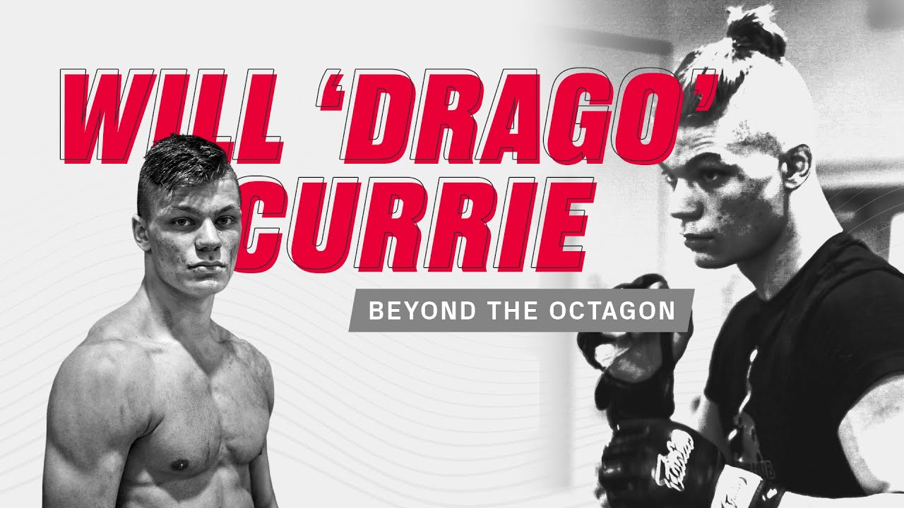 Will Currie - Beyond The Octagon