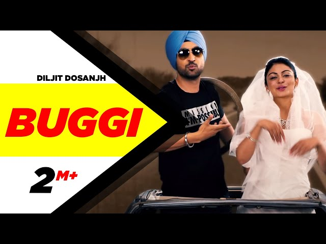 Buggi | Jatt & Juliet 2 | Diljit Dosanjh | Full Official Music Video | Releasing 28 June 2013 Travel Video