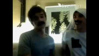 Liam and Andy - Twitcam - 6/19/12 - Part 1
