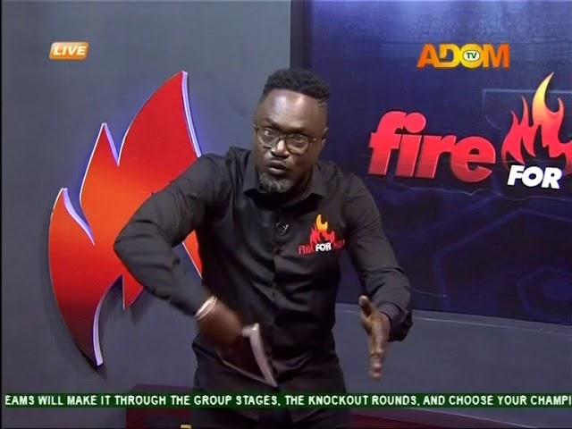 Fire 4 Fire on Adom TV (8-8-18)
