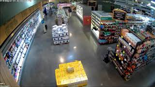 Theft of Wallet at Grocery Store