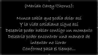 Mariah Carey Ft. Akon & Lil Wayne - Bye bye (Remix) (Subtitulado al español)