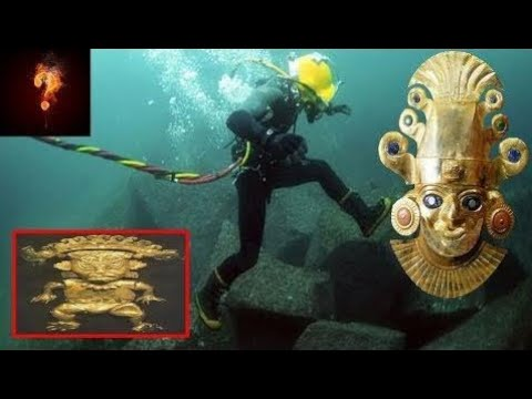 [History Channel] Lost City Of Atlantis Hidden Under Lake Titicaca?