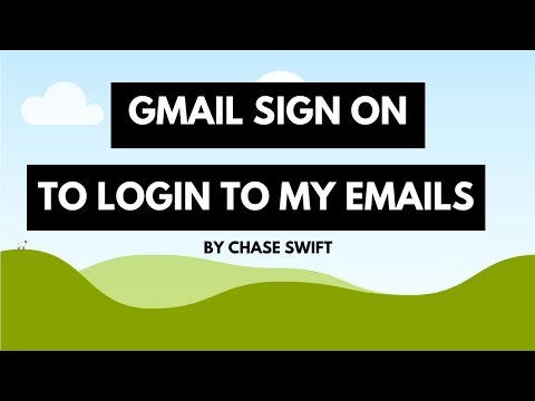 Gmail Sign On To Login To My Emails