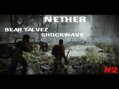 Nether выживание #2 Легкая добыча