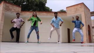 Hostel | Sherry mann | Remix Bhangra | choreography | THE DANCE MAFIA