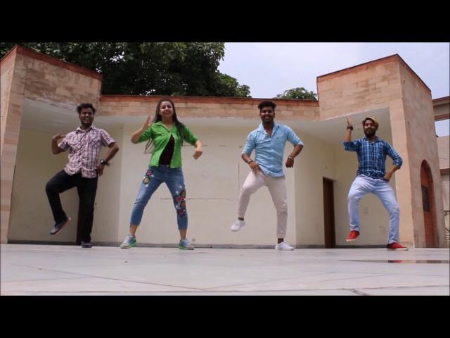 Hostel   Sherry mann   lyrical Bhangra   choreography   THE DANCE MAFIA