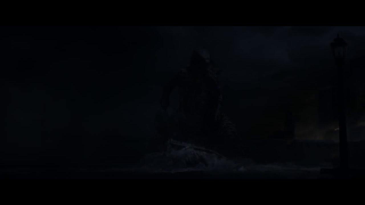 Godzilla (2014) - Final Fight