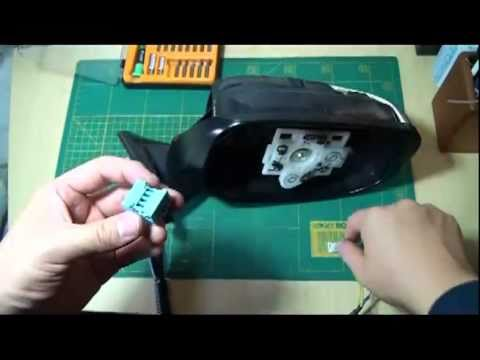 Audi A4 B8 >> Fit Fans DIY #6 - Rebatimento Automático do Retrovisor - YouTube