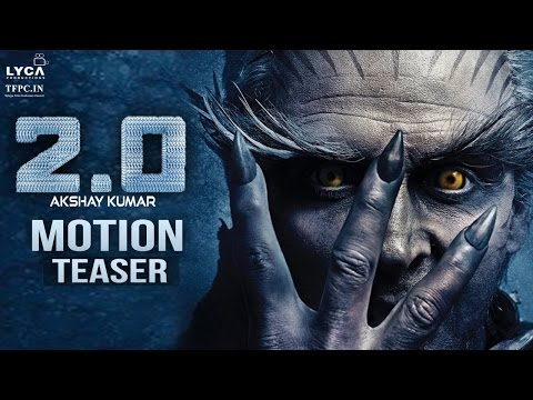 2 0 Movie First Look Launch Full Event | Rajinikanth