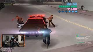 Videoyun-VICE CİTY 8 DK BİTİREN ADAMI İZLİYOR(Speedrun)