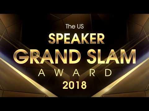 """Gegen über 170 Kandidaten durchgesetzt / Augsburger Redner unter den Finalisten für den """"US Grand Speaker Slam 2018"""" in L.A"""