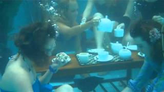Shooting The Underwater Tea Party in Sri Lanka