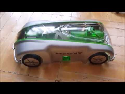 H-Racer 2.0 Hydrogen Car