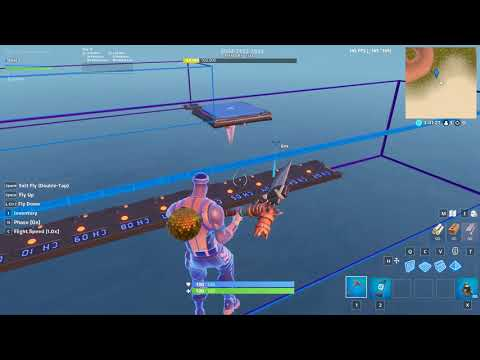 Fortnite Creative Tutorial - How To Create A Build Reset Button