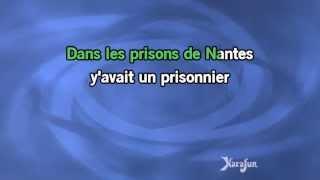 Karaoké Dans les prisons de Nantes - Nolwenn Leroy *