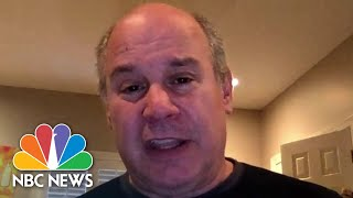 Doctor With COVID-19 Describes Symptoms As 'Pain Everywhere' | NBC News NOW
