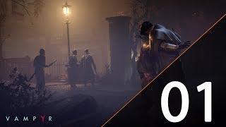 Vampyr #01: To musiała być sroga noc!
