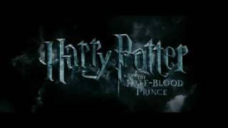 Harry Potter And The Halfblood Prince Trailer #2 (E)