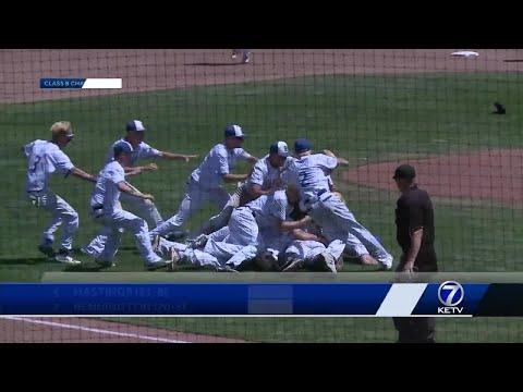 Bennington High School wins first baseball state title