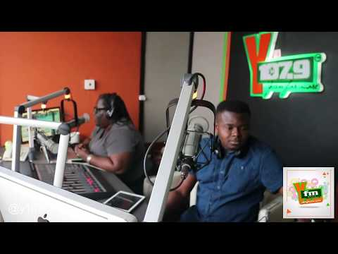 Ms Naa reviews Stonebwoy's 'Falling Again' video
