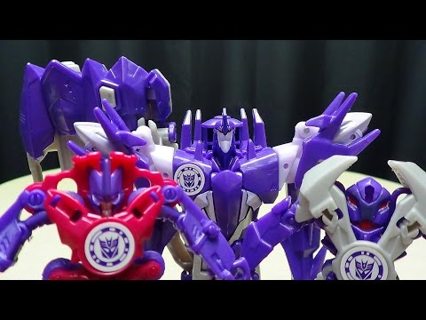 Robots in Disguise 2015 Deployers FRACTURE: EmGo's Transformers Reviews N' Stuff
