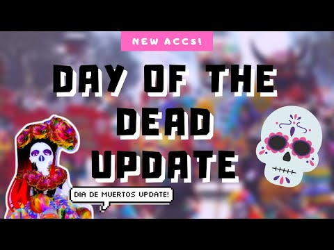 DAY OF THE DEAD In Royale High NEW UPDATE // Roblox Royale High