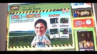 Video Me playing deadly dash (3D version) download MP3, 3GP, MP4, WEBM, AVI, FLV Maret 2018