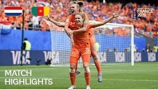 Netherlands v Cameroon - FIFA Women's World Cup France 2019™ MP3