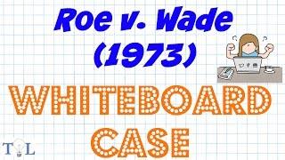 Roe v. Wade  - Landmark Cases - Episode #11