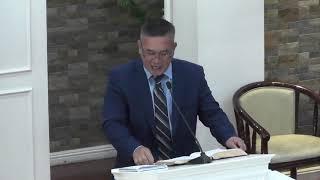 THE IMPORTANCE OF CHURCH ATTENDANCE - PTR. BERNARD BIADDANG
