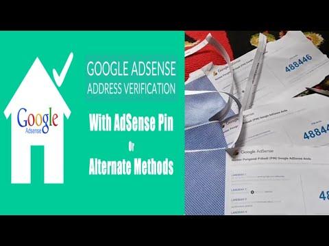 Unboxing pin adsense terbaru | pin adsense verifikasi alamat lama datang ini dia solusinya....
