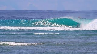 BEST WAVE IN INDONESIA?