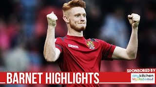 HD HIGHLIGHTS | Barnet 1-2 Stevenage | League Two 2016/2017