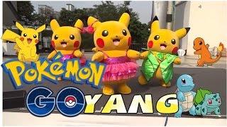 Download Goyang Pokemon Pikachu Dance Bikin Ketawa Ngakak Lucu | Khanzahirah