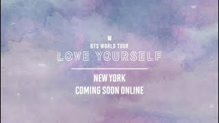 Baixar BTS (방탄소년단) WORLD TOUR 'LOVE YOURSELF' NEW YORK Official Trailer