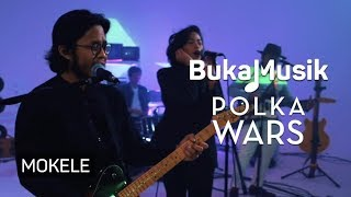 Polka Wars & Lafa Pratomo feat. Karisya - Mokele (with Lyrics) | BukaMusik