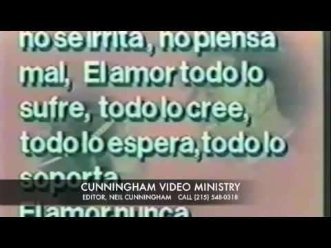 A CUNNINGHAM VIDEO MINISTRY WEDDING PT.1#